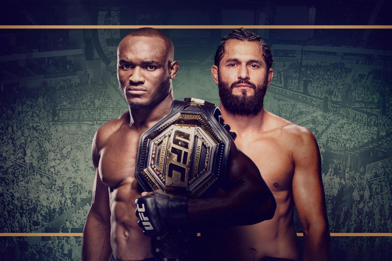 UFC 261: Usman vs Masvidal 2 | UFC