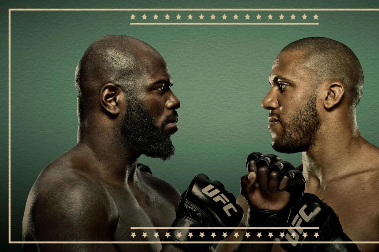 UFC Fight Night: Rozenstruik vs Gane Fight Results | UFC